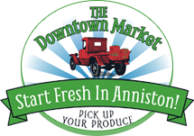 Anniston Downtown Market logo