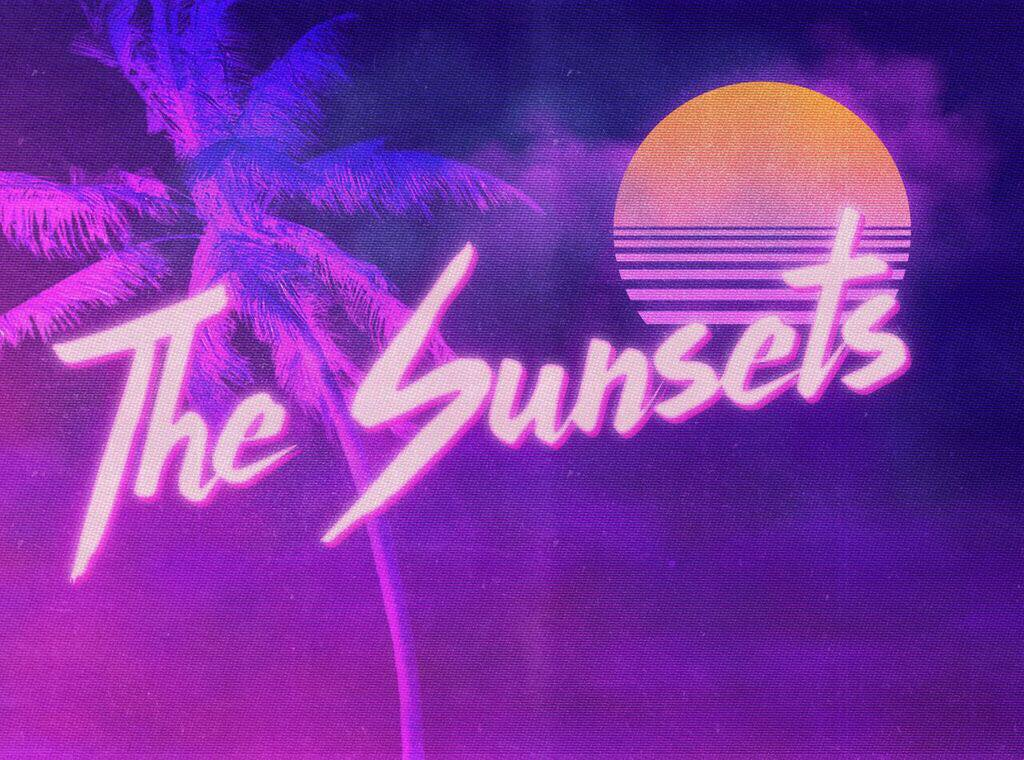 The Sunsets logo