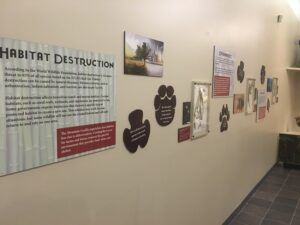 battling extinction Anniston Museum
