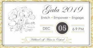 Safe Haven Foundation Gala