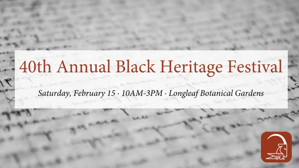 40th Black Heritage Festival