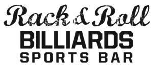 Rack and Roll Billiards logo
