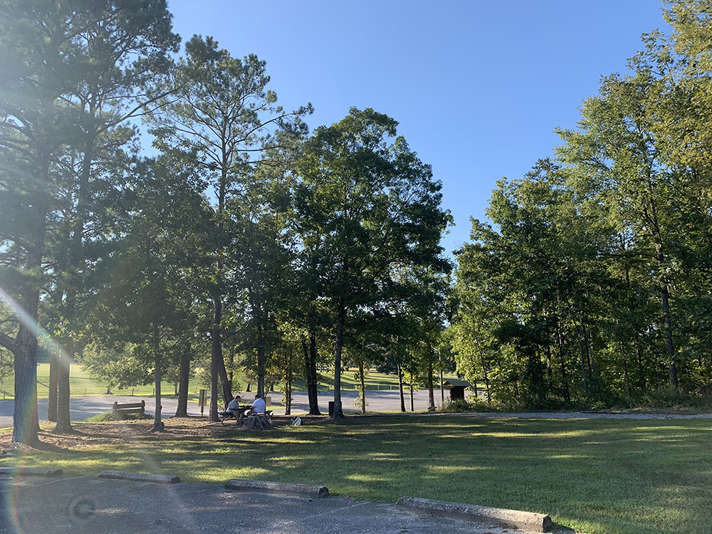 Henry Farm Park and Trail in Jacksonville Alabama