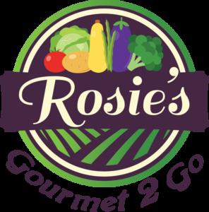 Rosie's Gourmet 2 Go logo