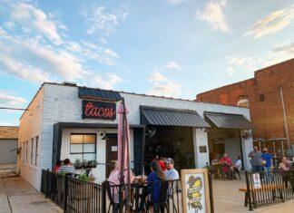 heirloom taco restaurant in jacksonville alabama