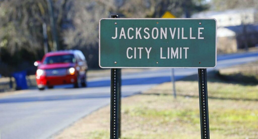 City of Jacksonville Alabama