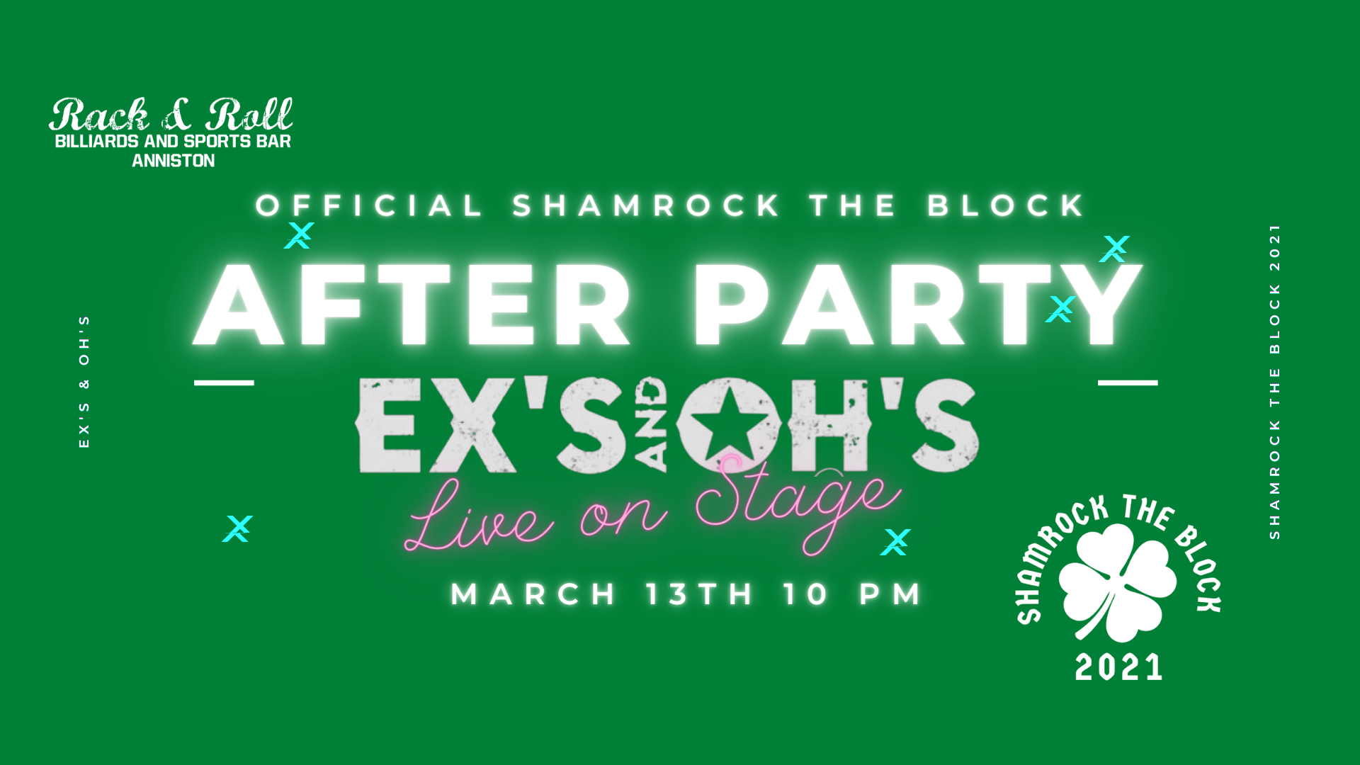 Shamrock the Block 2021