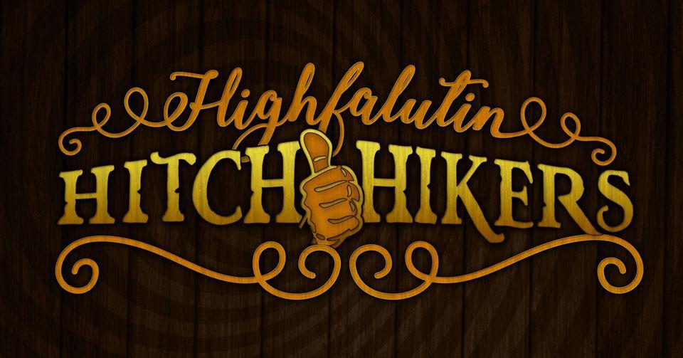 Highfalutin Hitchhikers logo