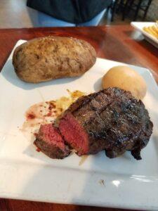 Calhoun Steakhouse Sirloin