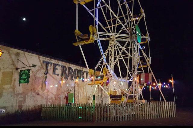 The Terrortorium Haunted House & Amusements