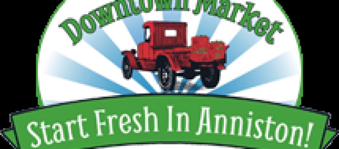 Anniston Downtown Market logo