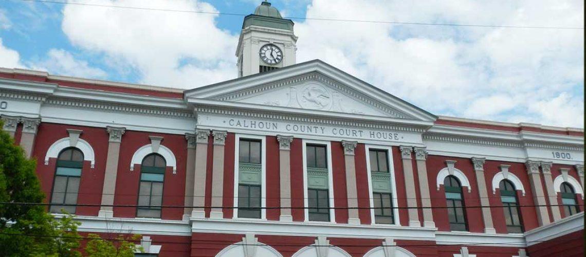 Calhoun County Courthouse